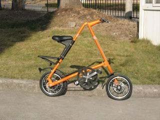 folding bicycle 14