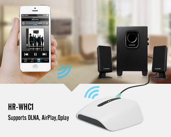 wifi adaptor for audio speaker hifi music converter