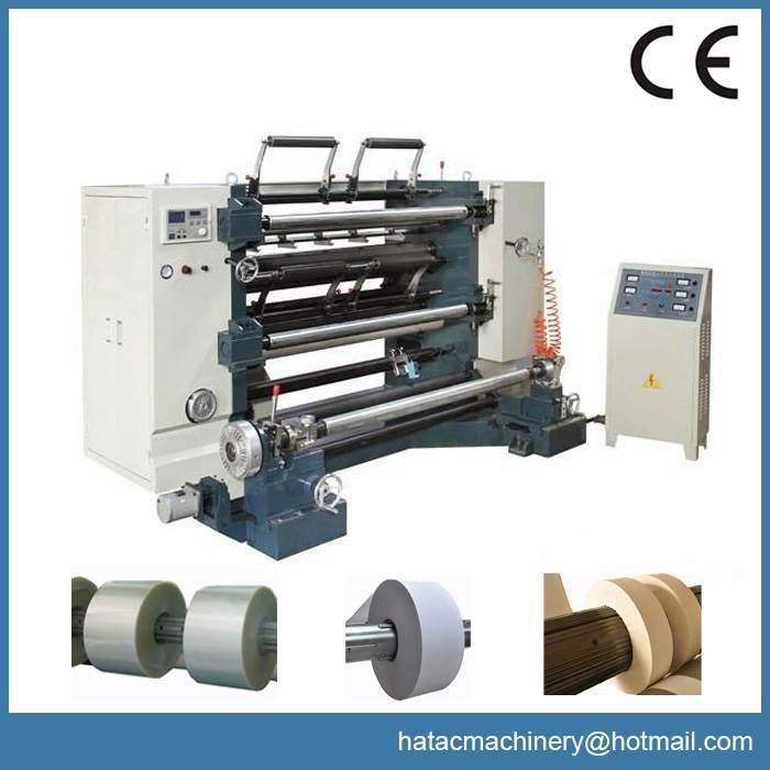 Vertical Type BOPP Film Slitting Machine