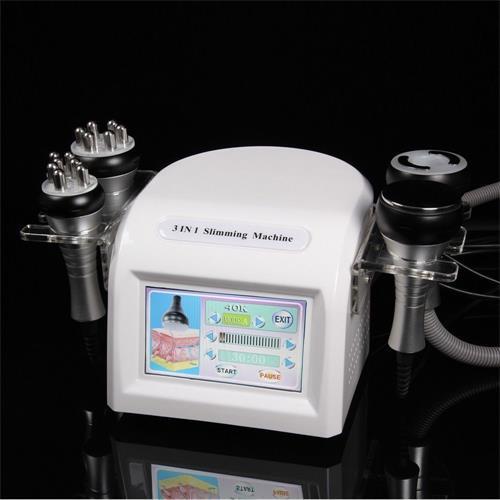5in1 Cavitation Vacuum RF Bipolar Laser Body Care Machine Slimming Weight Loss