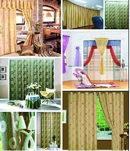 Curtains supply 2012 new patterns