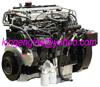 Lovol Compressed Natural Gas Engine