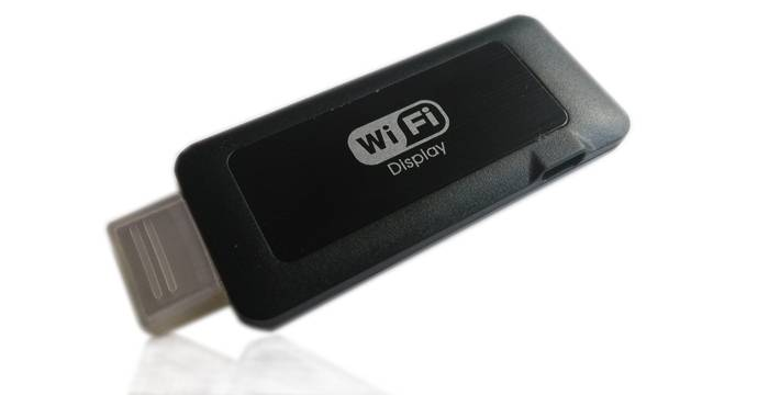 HDMI Dongle/AirPlay DLNA WIFI Displayer Receiver for Android OS / iOS / MAC OS / Windows Devices
