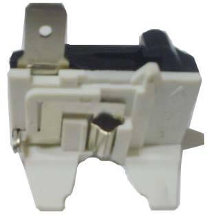 Klixon type refrigeration relay