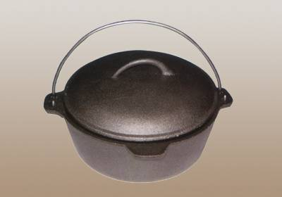 supply cast iron enamel dutch oven
