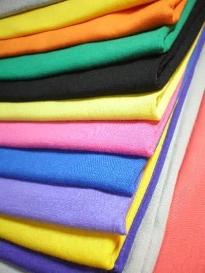 Plain Cotton Single Jersey(21s, 26s, 30S,32s, 40s, 60s)
