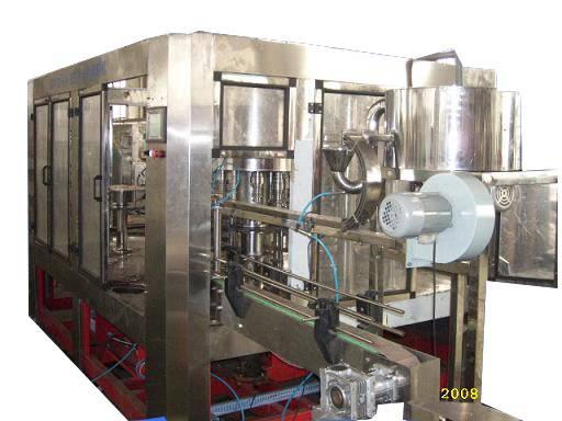 Juice Filling Equipment (CGF16-16-5)