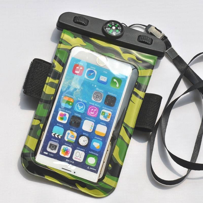 PVC waterproof mobile phone bag