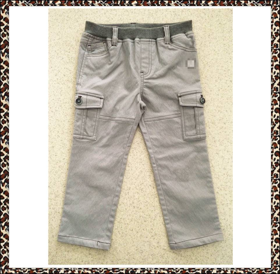 High quality children casual pants, boys pants