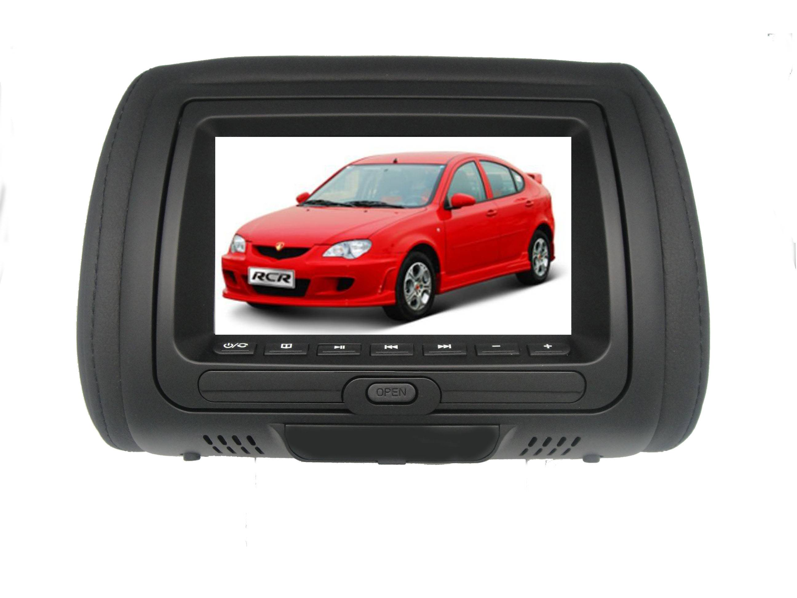 sell 9 inch car headrest dvd player