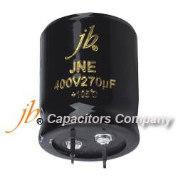 JNE - 2000H at 105°C, Miniaturized, Snap-in Aluminum Electrolytic Capacitor