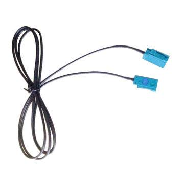 RF Cable Assemblies, FAKRA Z Female to FAKRA Z Female, LMR100 Cable