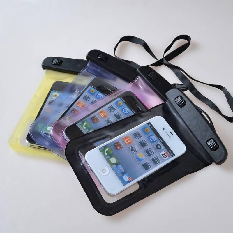 waterproof phone bag with shockproof for universal mobile phone PVC waterproof bag