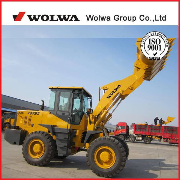 1.7M³ DLZ935 Chinese wheel loader