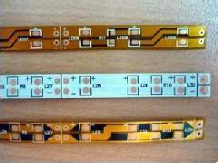 LED Flexible printed circuit board