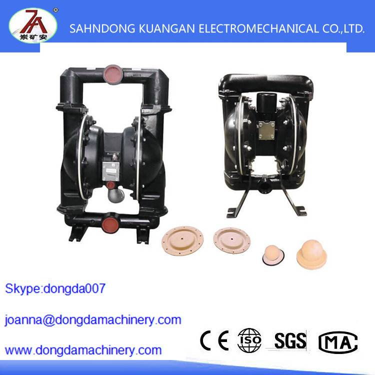 BQG series mining pneumatic diaphragm pump
