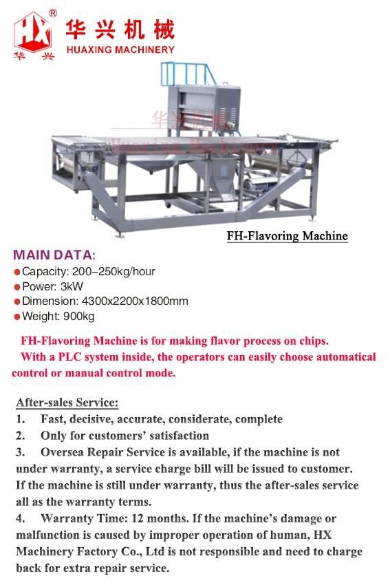 FH-Flavoring Machine
