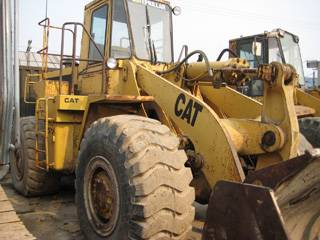 Offer Used CAT966E WHEEL Loader,second hand loaders
