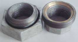 Malleable iron pipe fitting-Union