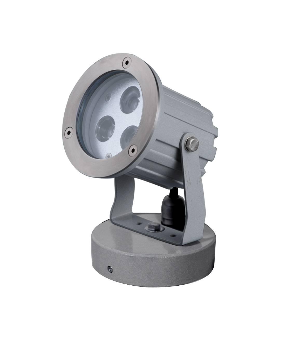 3X1W / 3X3W LED Garden light for IP65