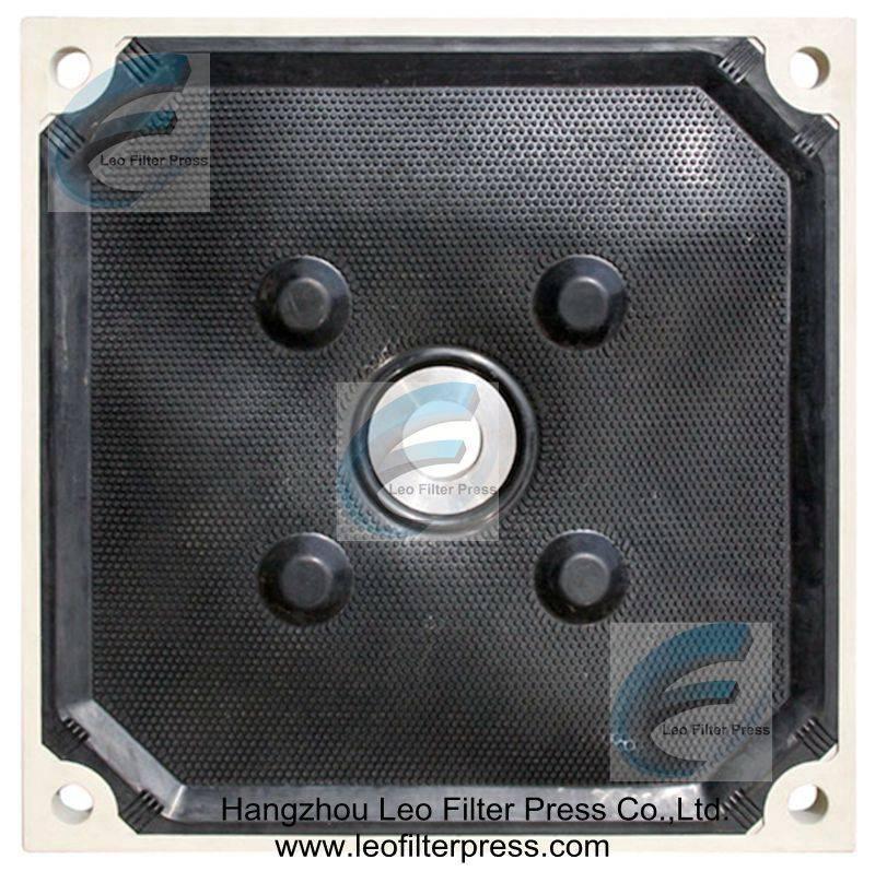 Leo Filter Press Rubber Membrane Filter Press Plate