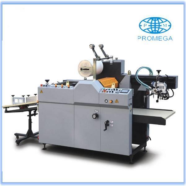 paper film laminating machine