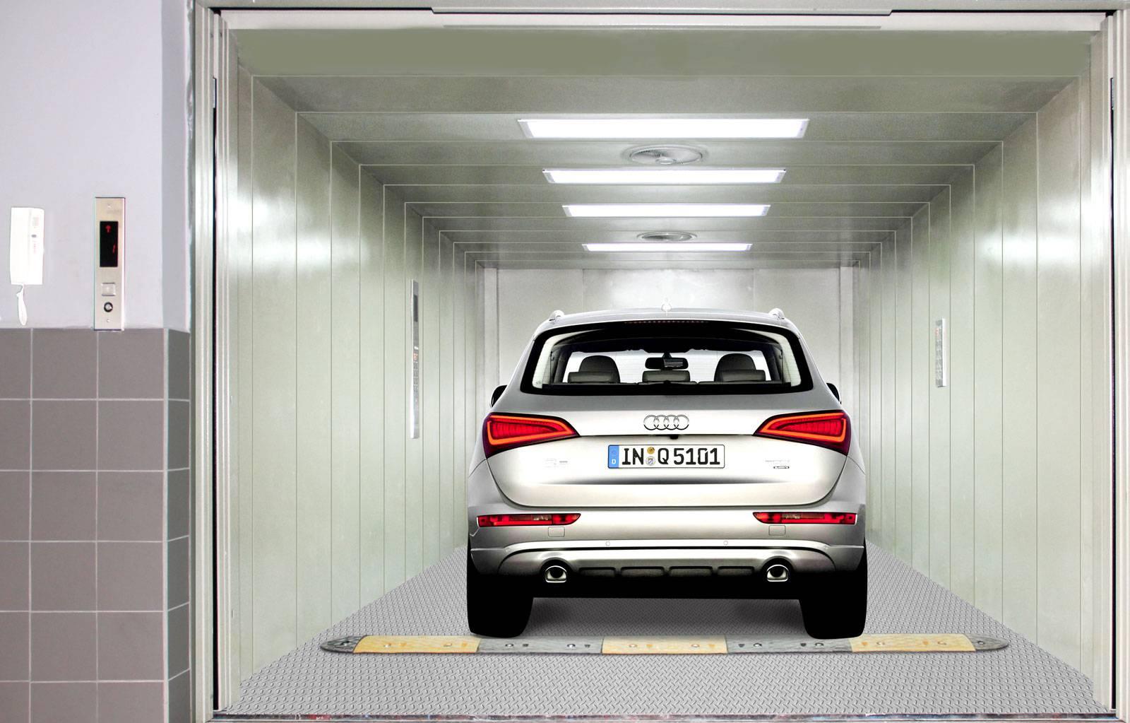 Car Elevator / Lift HK-C002