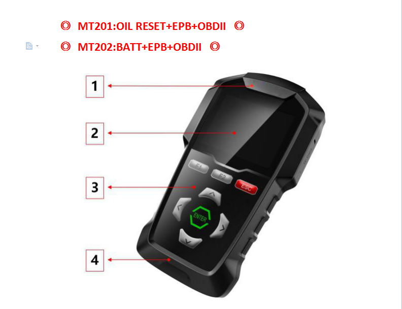 OBDPROG MT005: VAG-PRO (handheld device mainly for VW, AUDI, SKODA, SEAT in programming and setting)