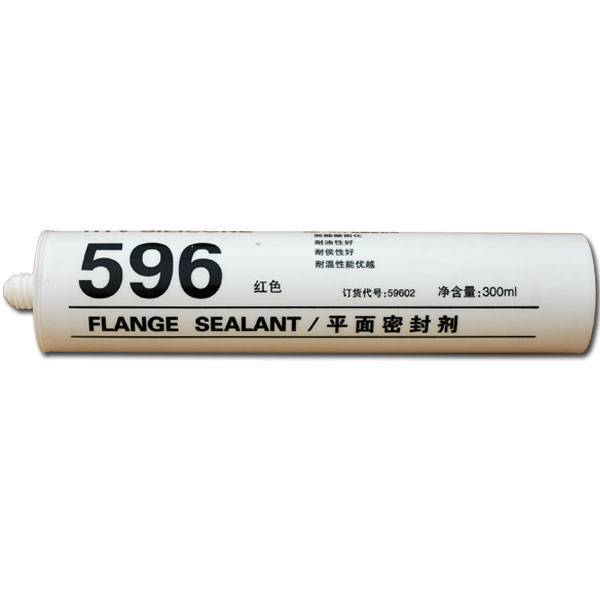 Silicone flange sealant JH596 ,Loctite 596 quality