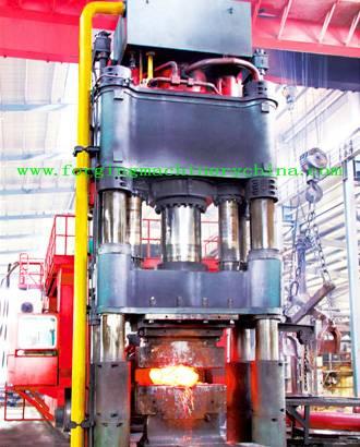 forging hydraulic presses