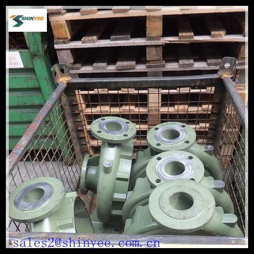 Gray Iron Sand Cast Pump Casings