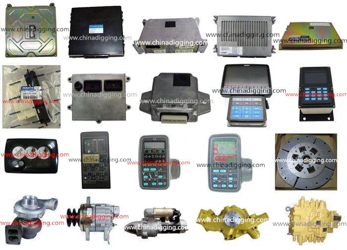 Komatsu PC400-6-7 tension cylinder assy