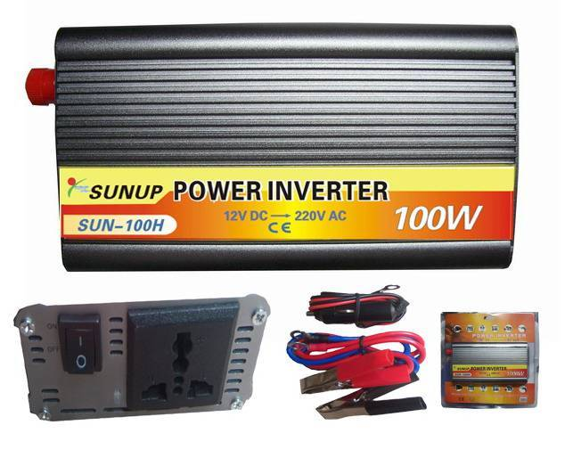 Power inverter 100W