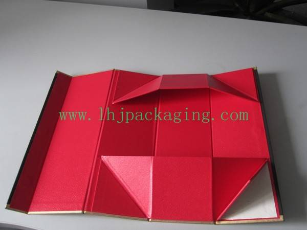 wine box|wine packaging|collapsible box|folding box|foldable box