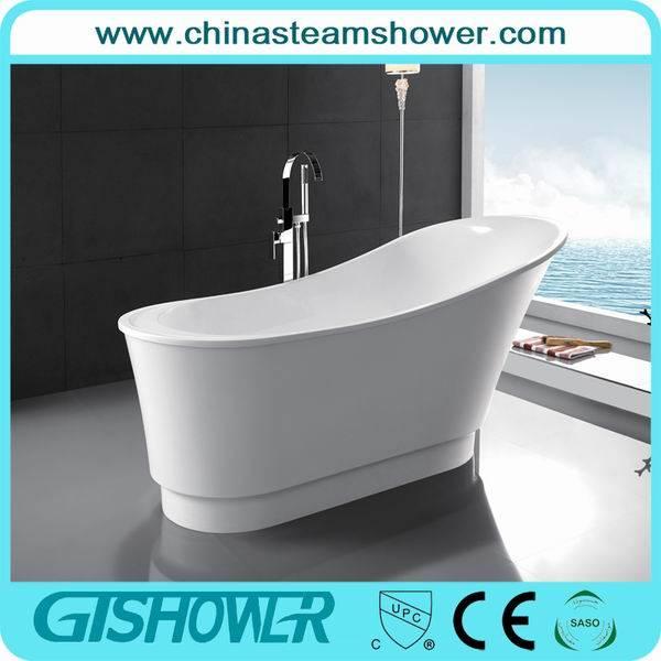 Free Standing Oval Bathtub (KF-725C)