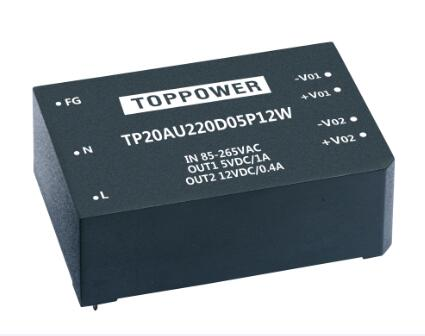 20W 2.5KV Isolation Wide Input AC/DC Converters