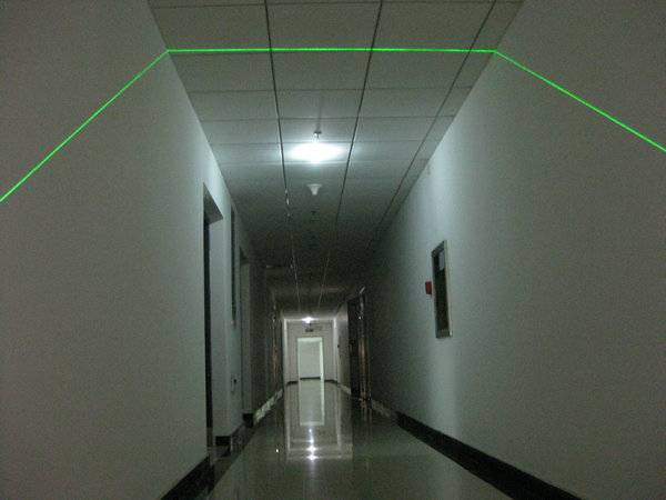FULASER BRAND GREEN 520NM LASER LINE CONTIONOUS WORKING