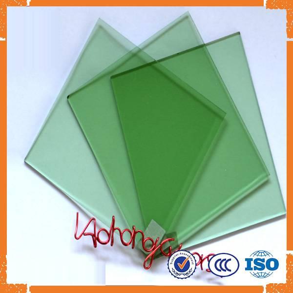 4mm 5mm 6mm 8mm green glass/green reflective glass