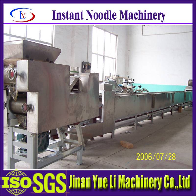 High quality selling Instant noodle food making machine extruder