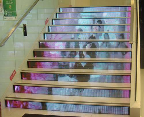 P10 Stairway LED Display