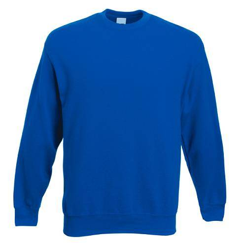 Mens plain pullover sweatshirt