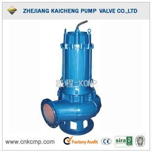 QW centrifugal submersible pump