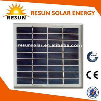 wholesale price for 5w mini solar panel made in china