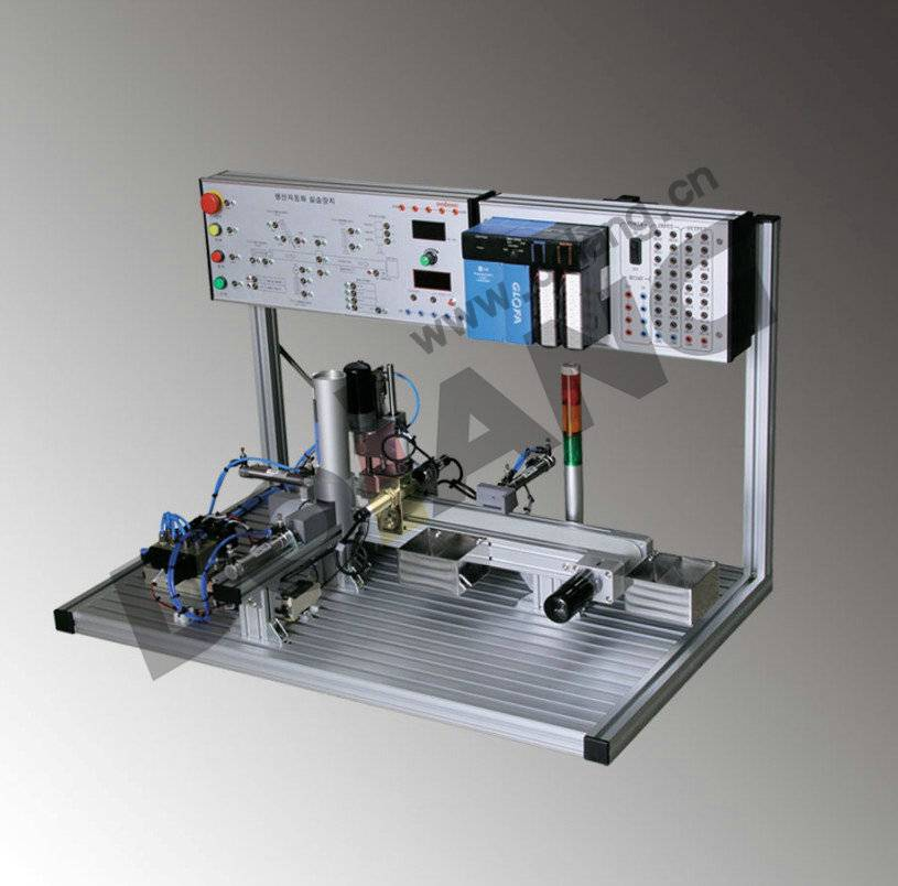 Factory Automation Trainer, Teaching Trainer Laboratory Teaching Manufacturing Automatic System