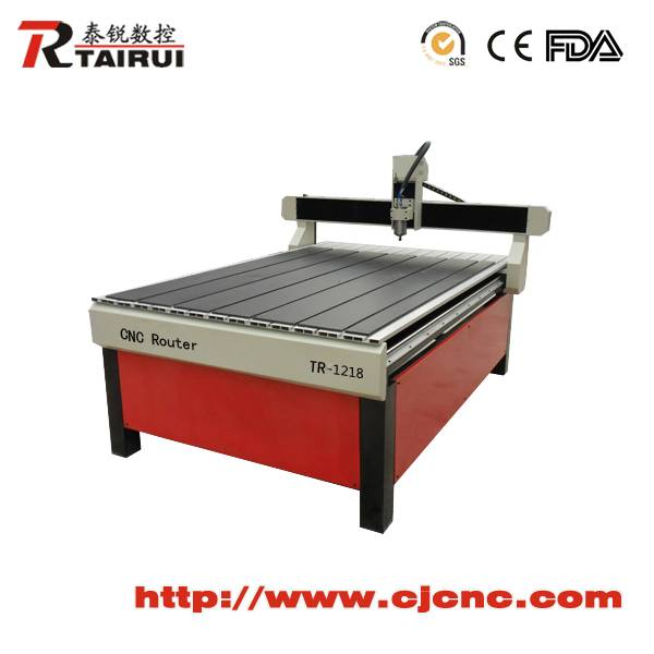 cnc router advertising machine 1325/china advertise cnc router TR1325