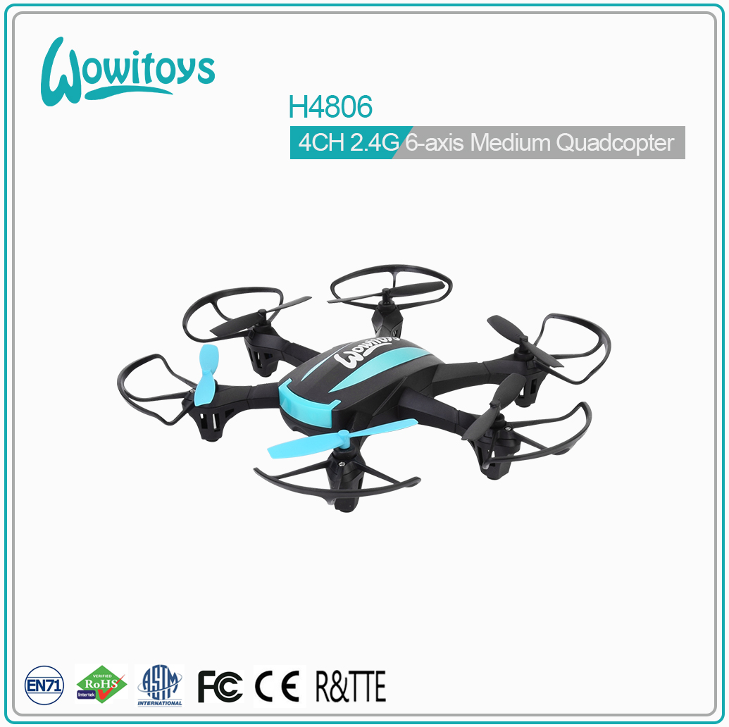 H4806 6 axis 2.4G RC drone