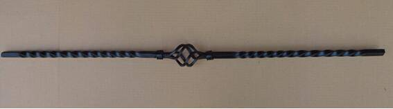 Wrought Iron/Forged Steel baluster