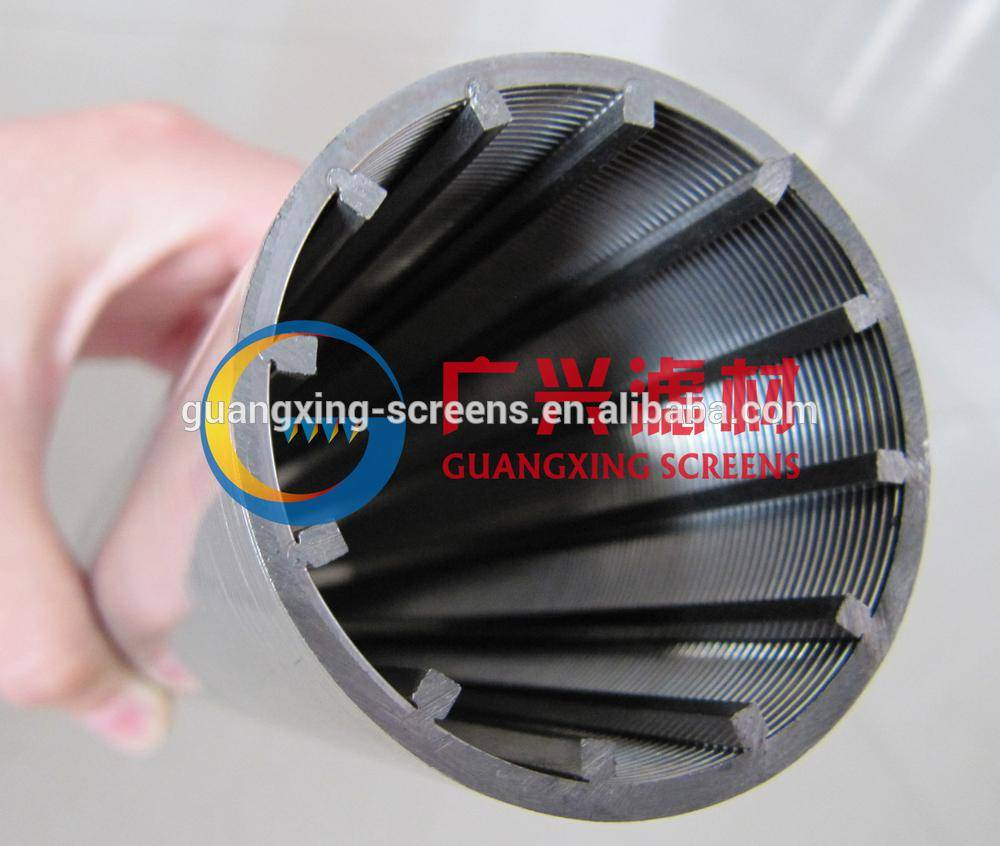 sell slotted filter tube