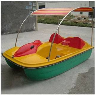 Water Park Equipment Paddle Boats Pedal Boat for Sale