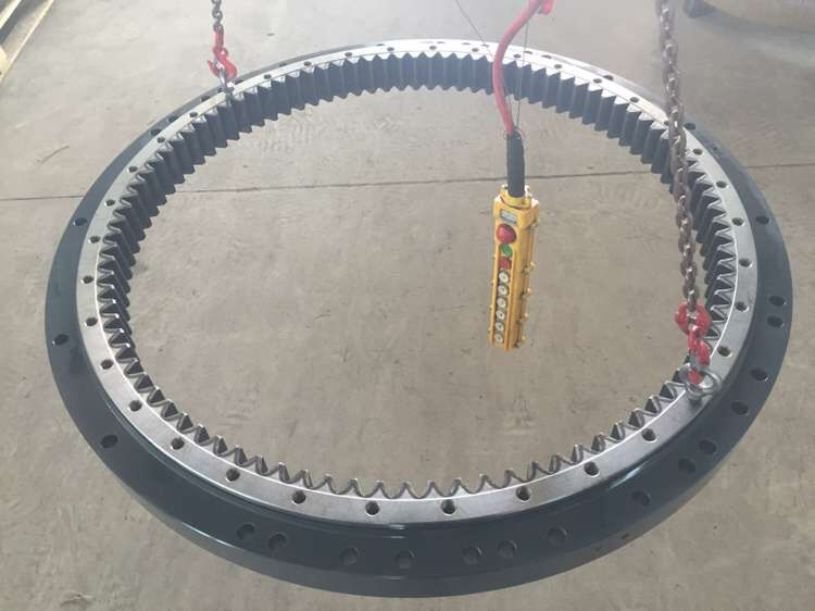NSK slewing ring NSK slewing bearing for mobile tower crane